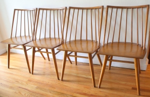 Conant ball dining chairs 1