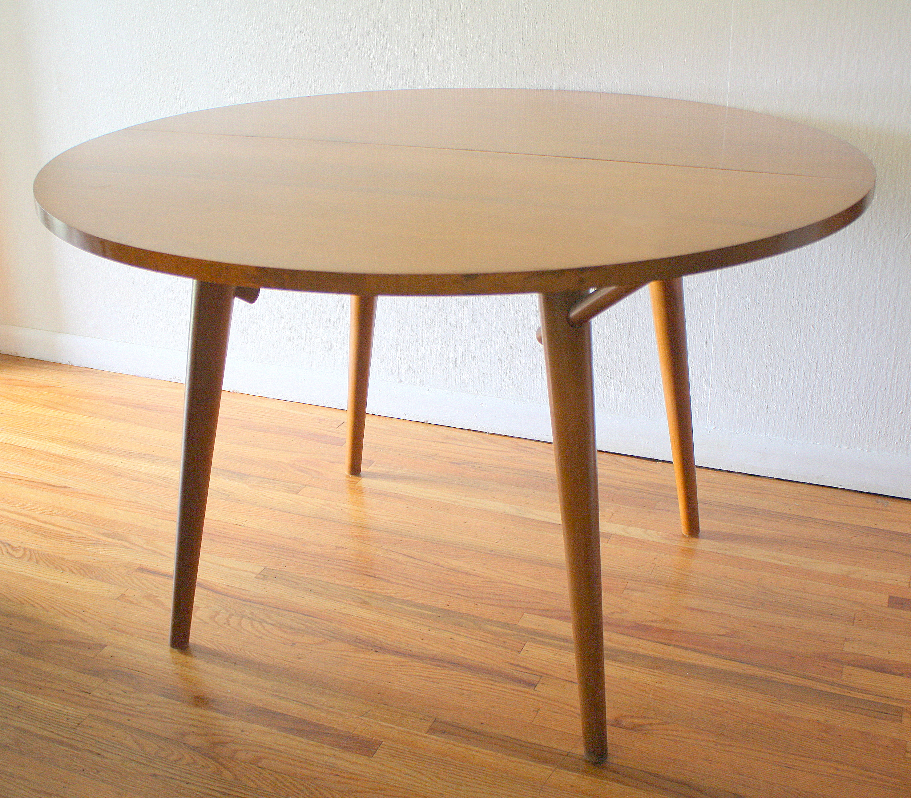 Superb Conant Ball Dining Table 1