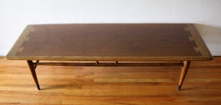 Lane Acclaim coffee table 1