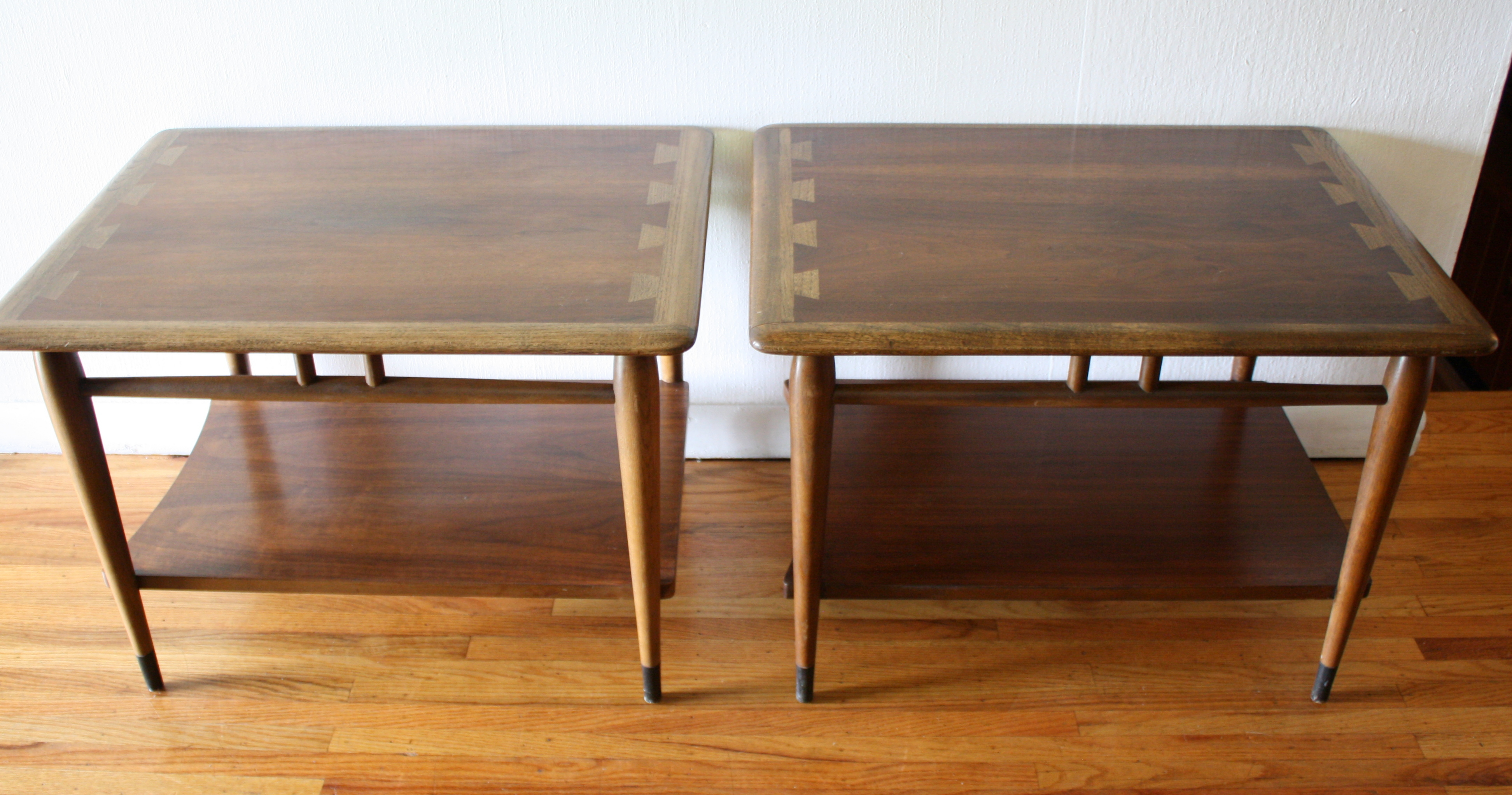 77ca012e303ba Mid Century Modern Coffee and Side End Tables by Lane