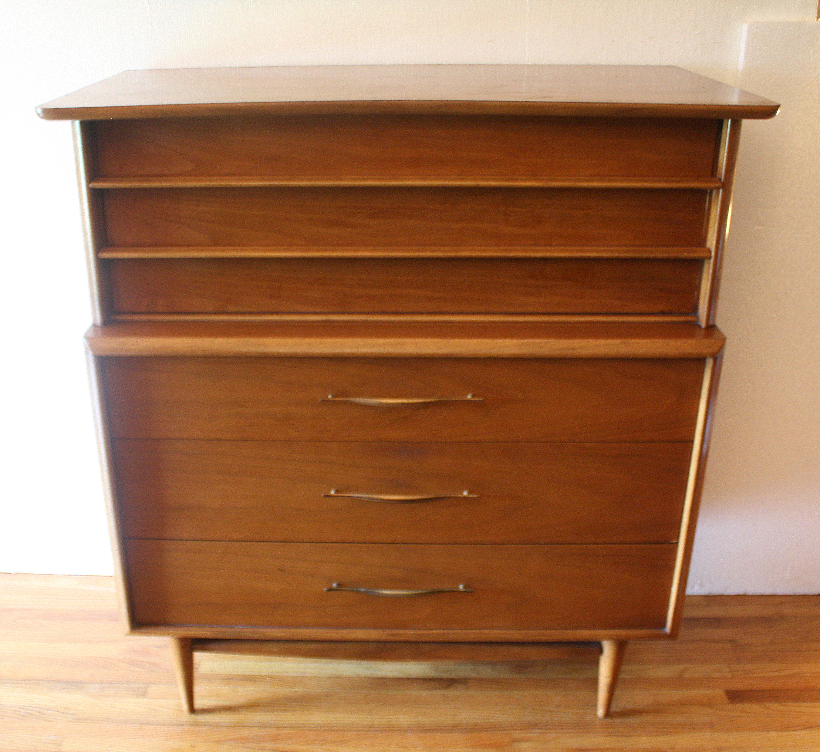 Armoire Dresser: Mid Century Modern Armoire Tall Dressers By Kent Coffey