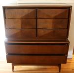 United cubist armoire tall dresser 3