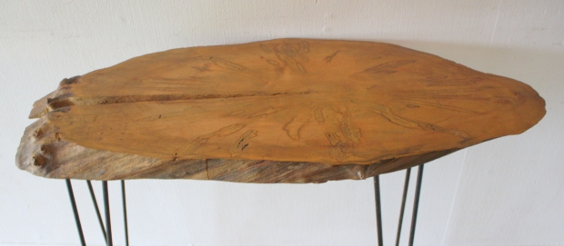 cypress slab with hairpin legs 2