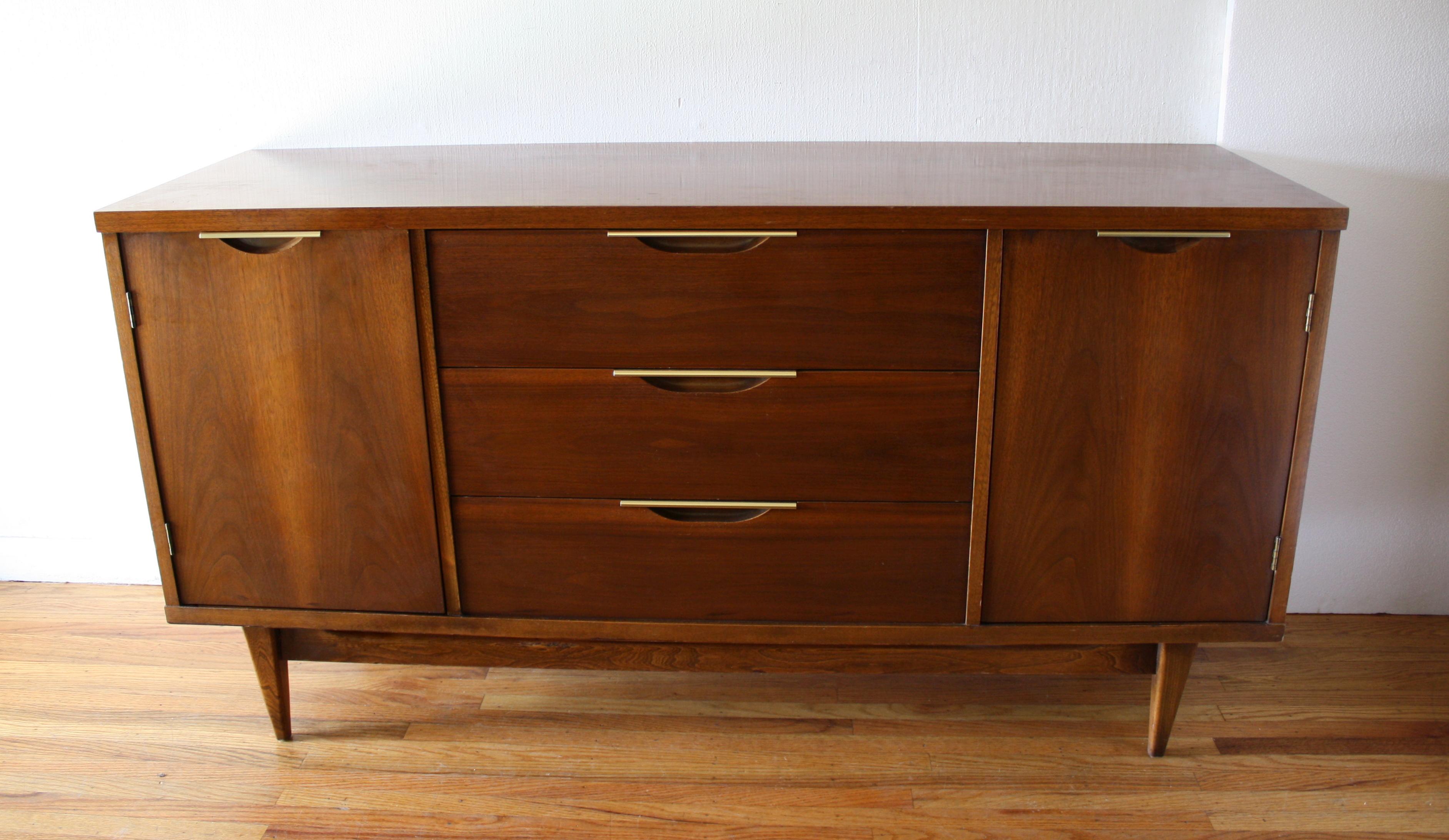 Credenza Vintage Ikea : Ikea sideboard in teak erik wortz s design market