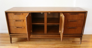 mcm credenza with middle cabinet 2
