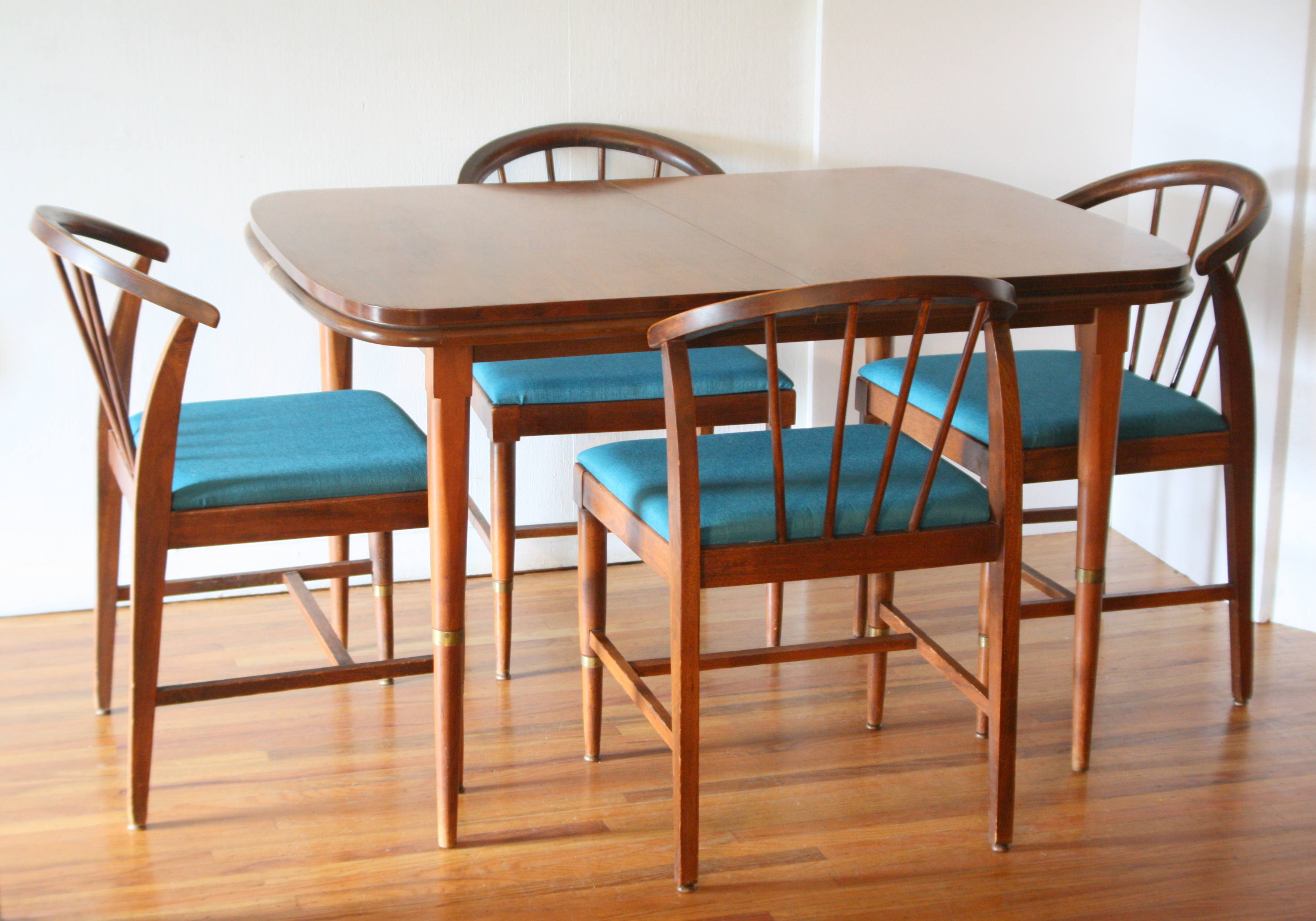 Mid Century Modern Dining Room Chairs dining chairs | picked vintage