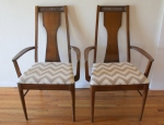 Broyhill 6 dining chairs set 2