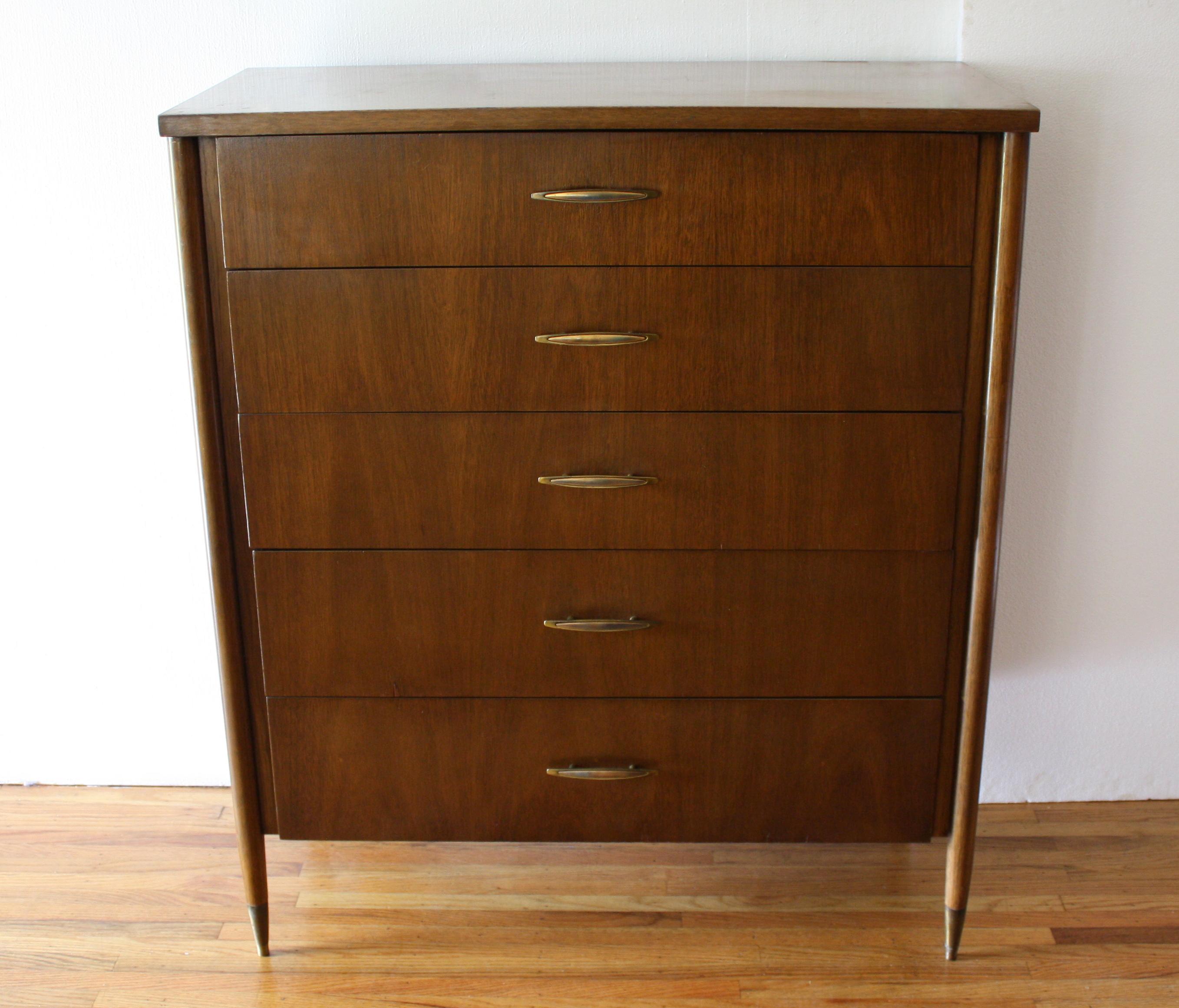 Broyhill Cerama tall dresser 1