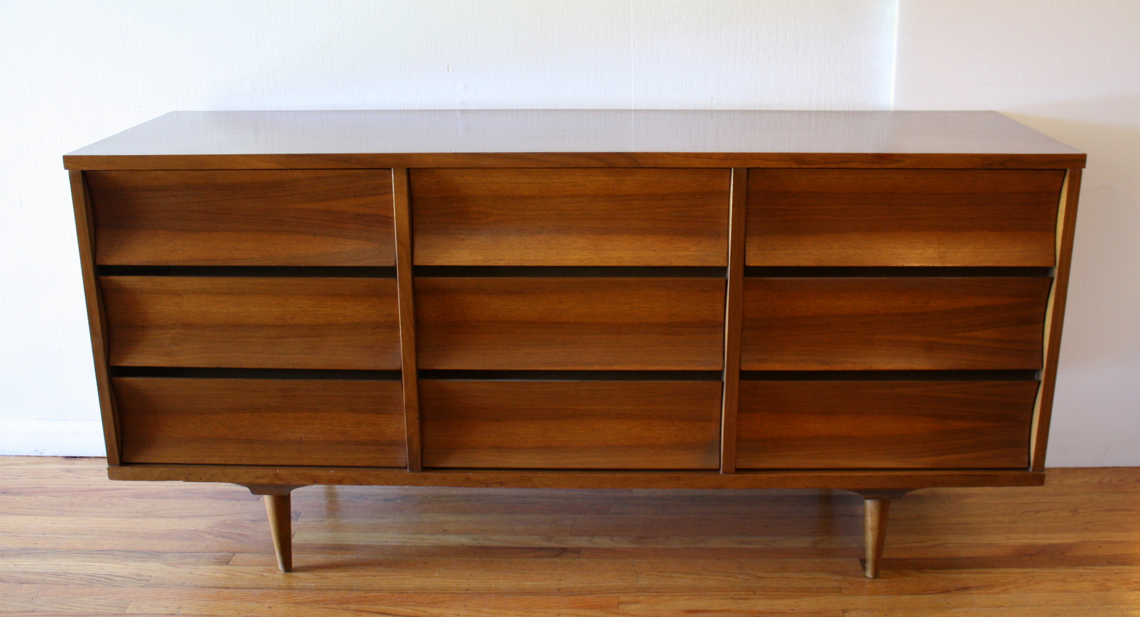 Johnson Carper 9 drawer low dresser credenza 3.JPG