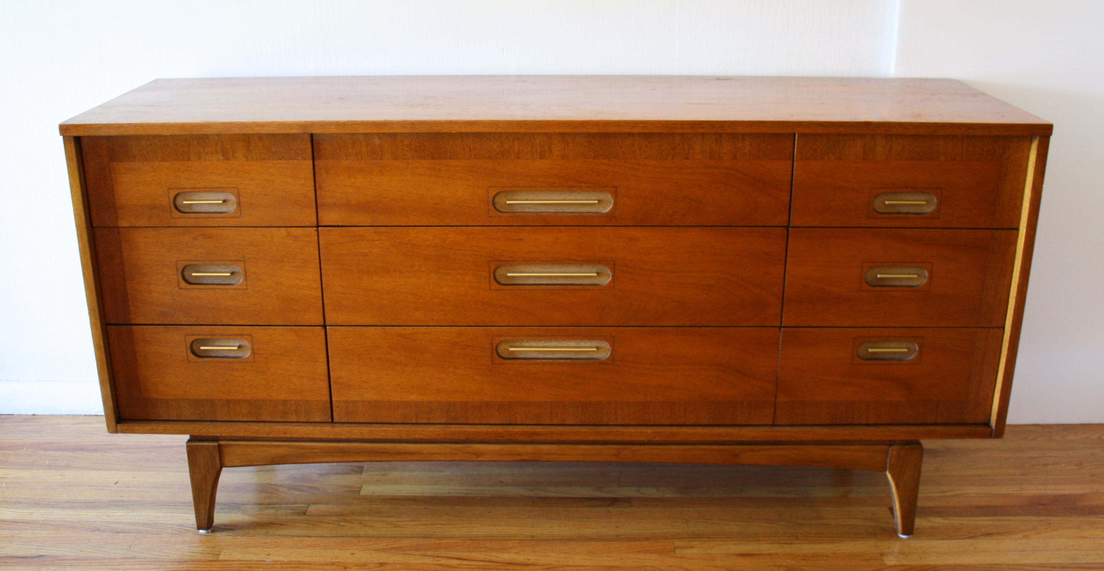 Retro Tall Sideboard
