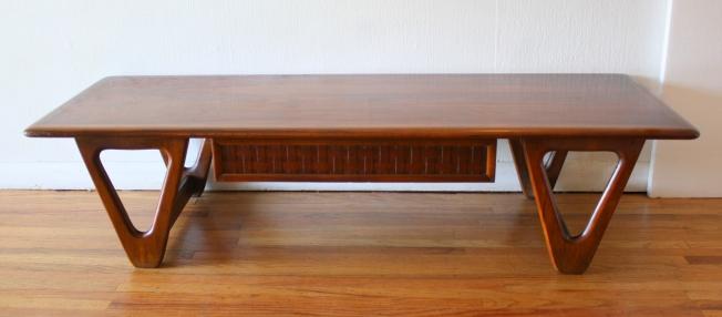 Lane Perception coffee table 3