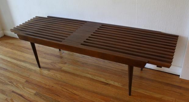 mcm extending slatted bench 4