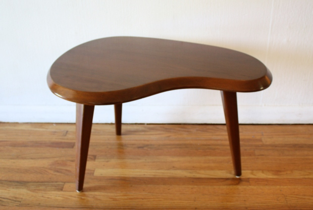 mcm kidney side table 3