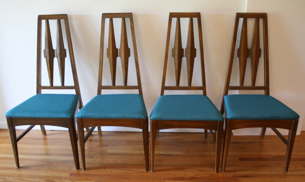 Broyhill Brasilia dining chair set of 4