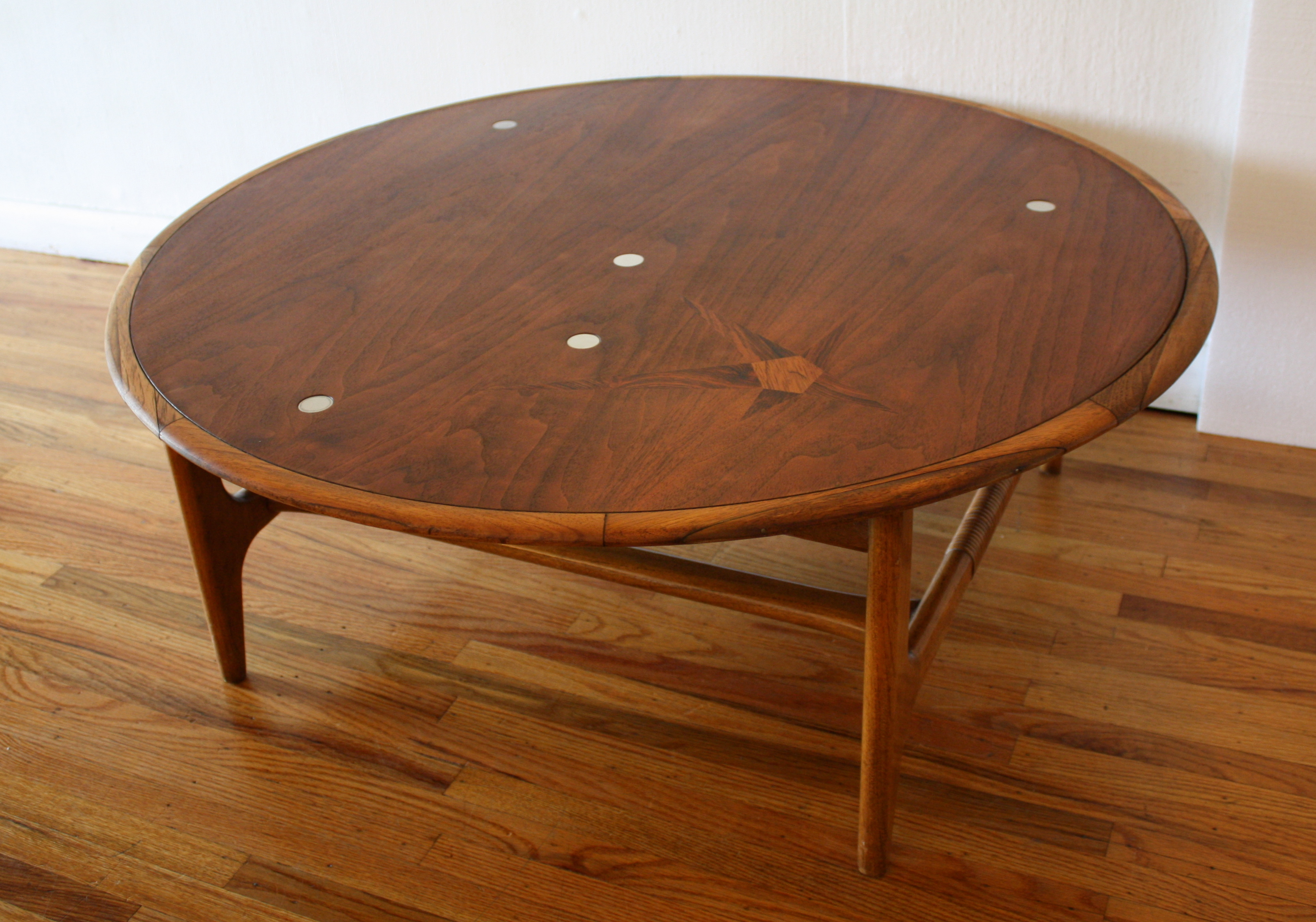 Mid Century Modern Coffee Table By Lane Picked Vintage
