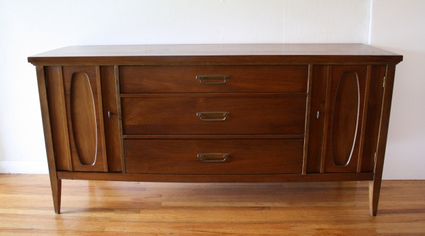mcm credenza with sculpted doors 1
