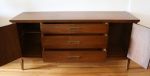 mcm credenza with sculpted doors 2