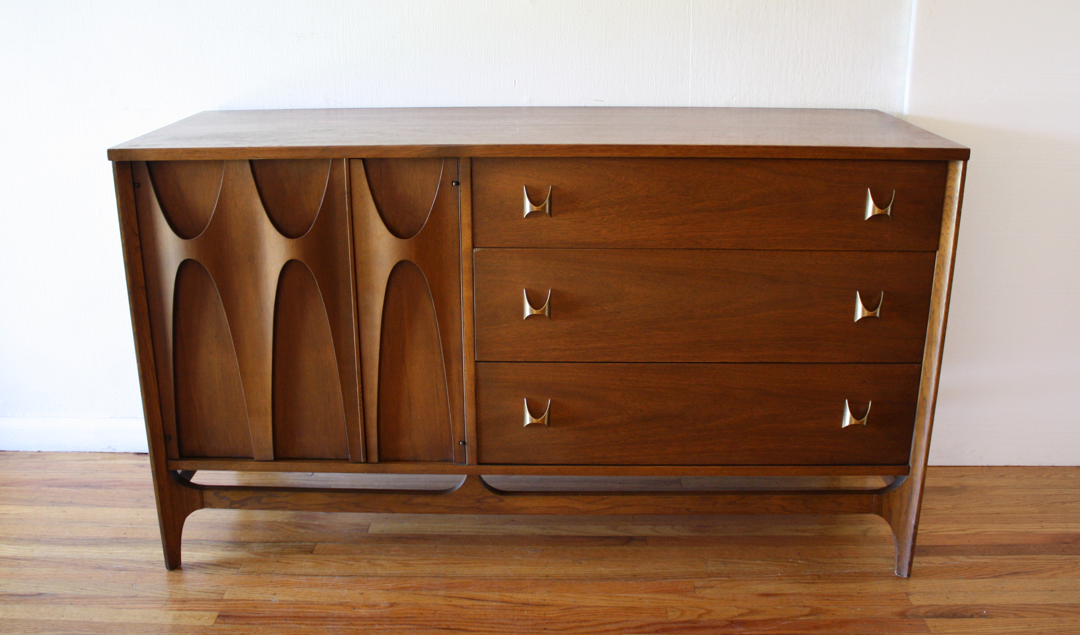 Mid Century Modern Credenza From The Broyhill Brasilia