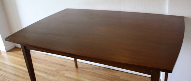 Danish refractory dining table 4