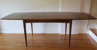 Danish refractory dining table 7