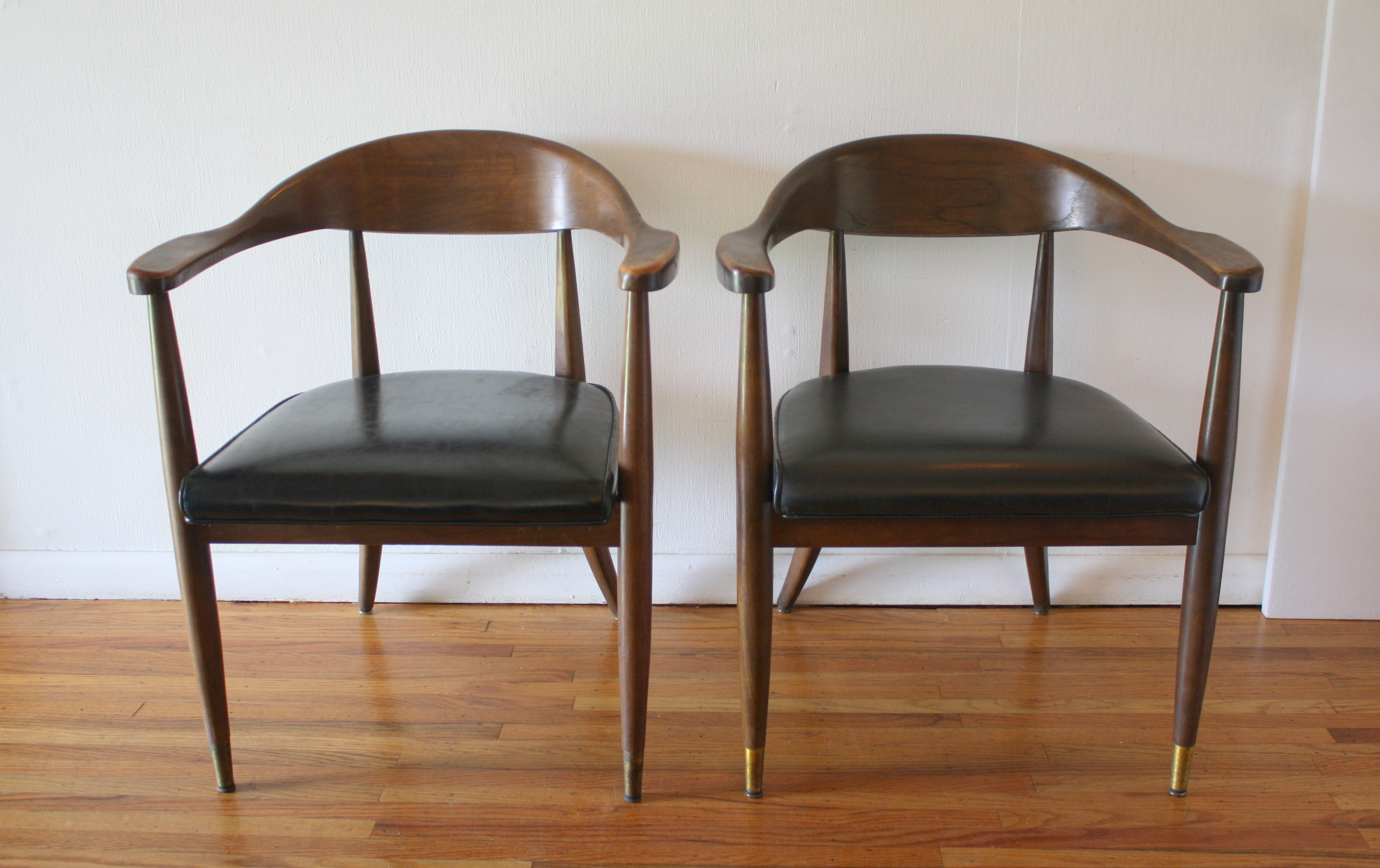 Mid Century Modern Chairs by the Boling Chair Company ...