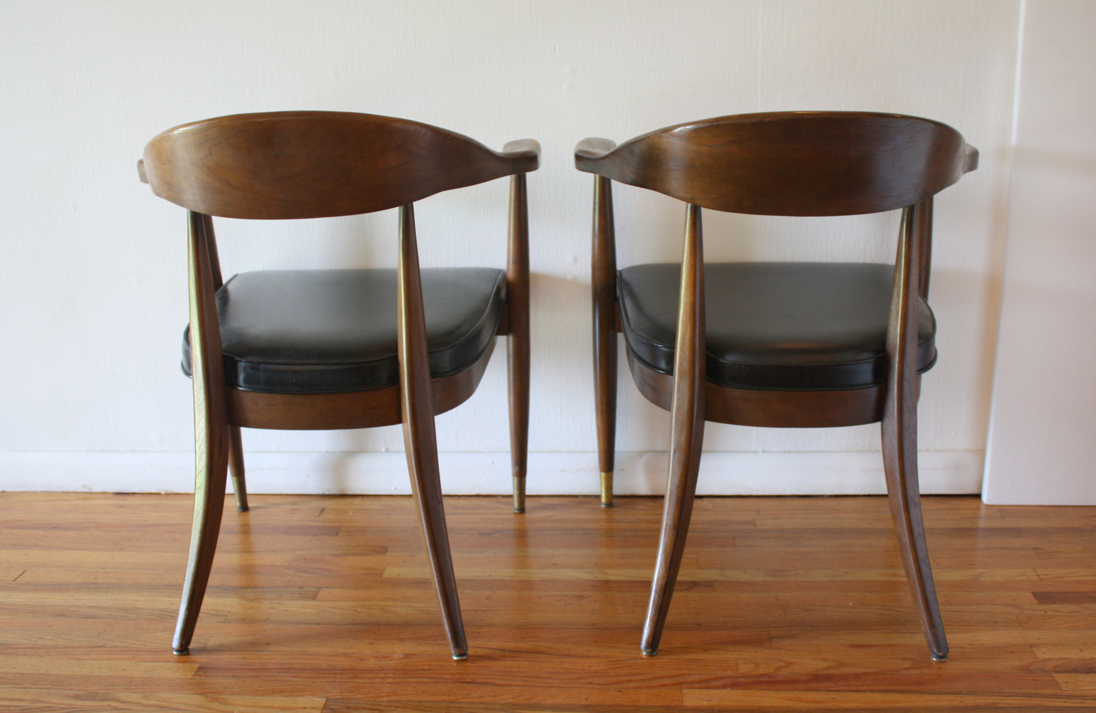 Mid Century Modern Chairs By The Boling Chair Company
