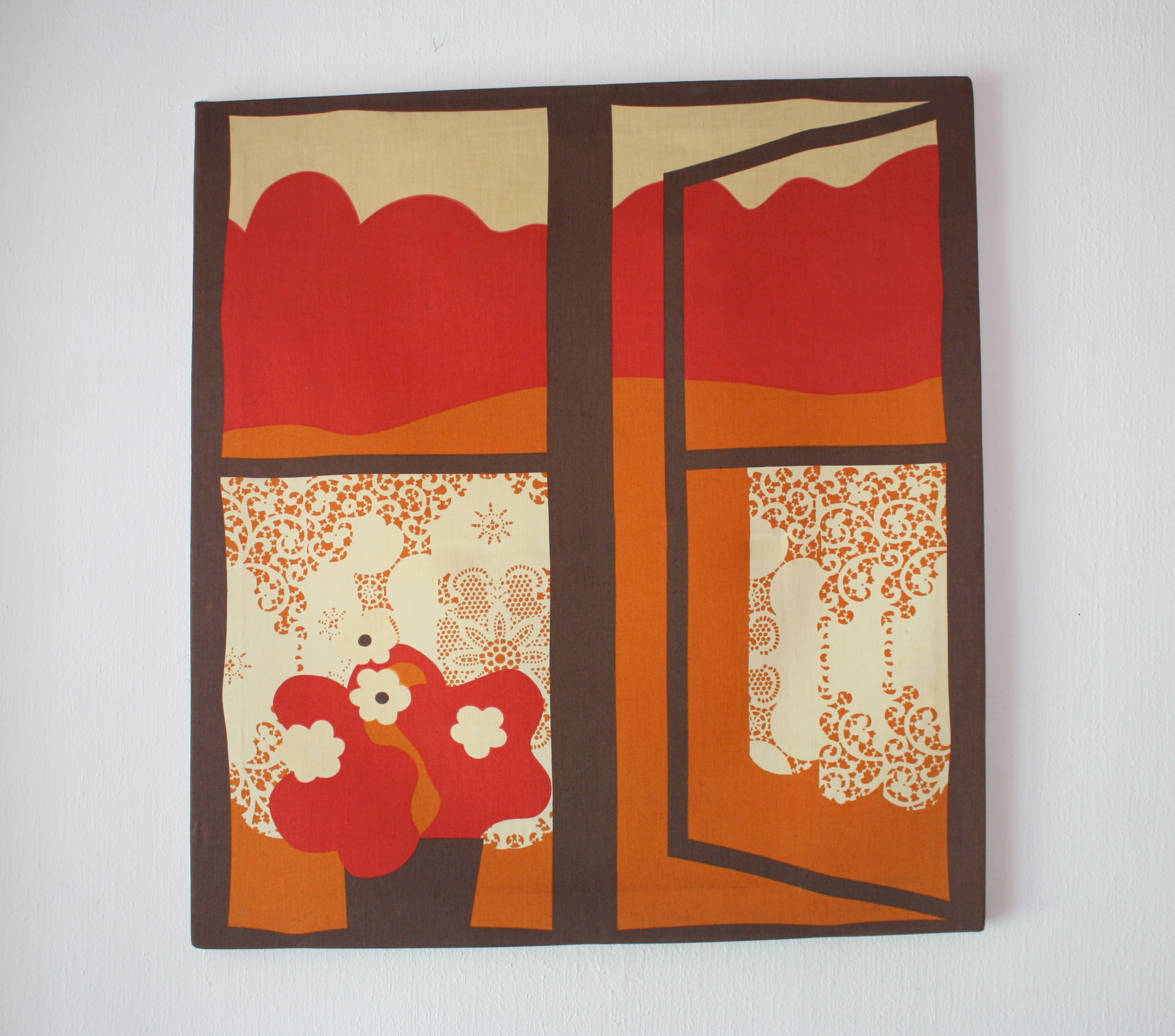 Finland wall hanging 1