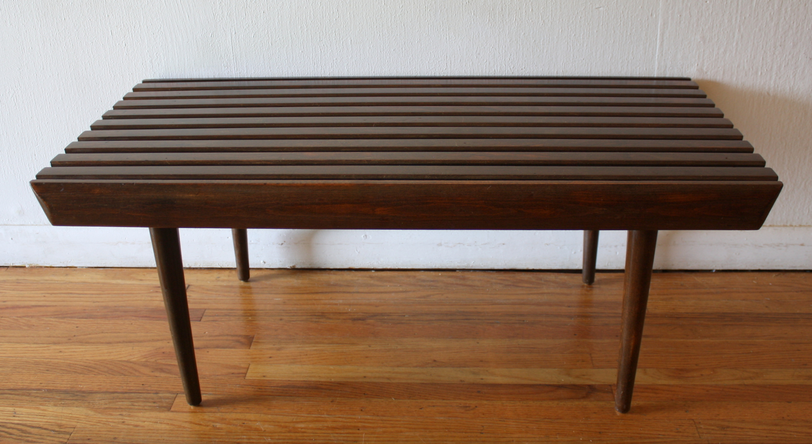 mcm slatted table bench with rounded edge 3.JPG