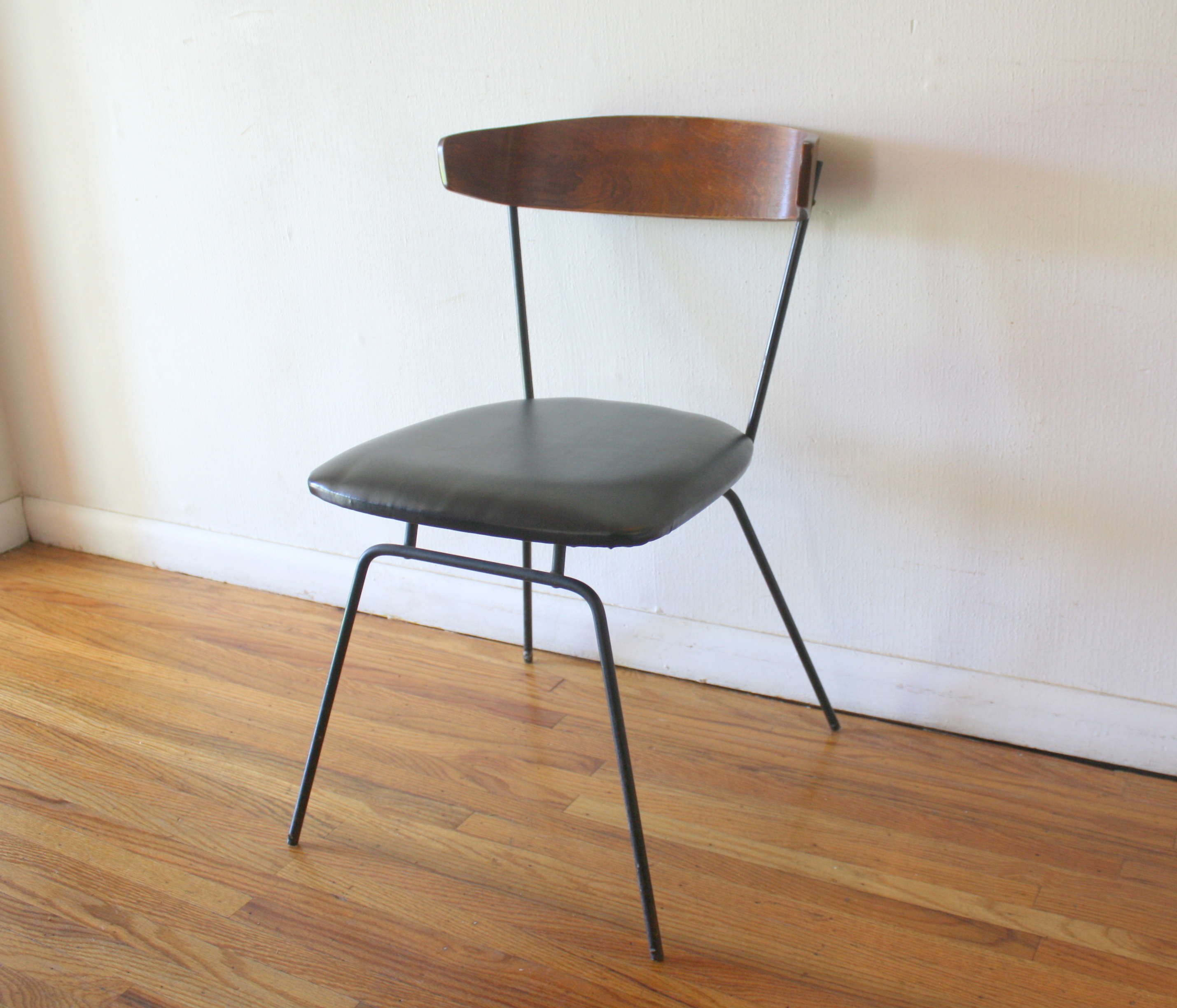 Paul McCobb bentwood chair 1
