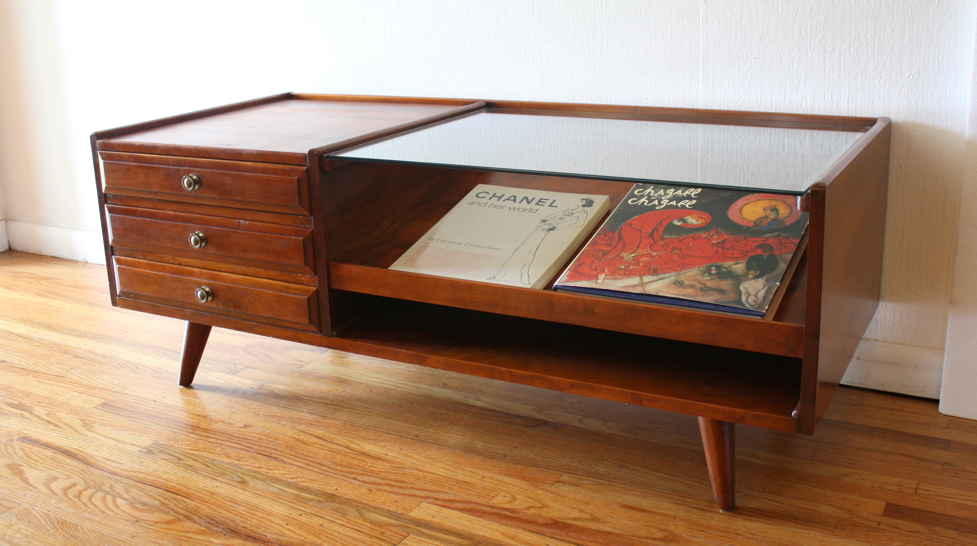 Mid Century Modern Coffee Table by Willett