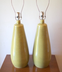 mcm-pair-of-chartreuse-haeger-lamps-1