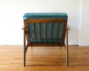 mcm-arm-chair-with-teal-velvet-cushions-4