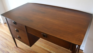 Bassett surfboard edge desk 1