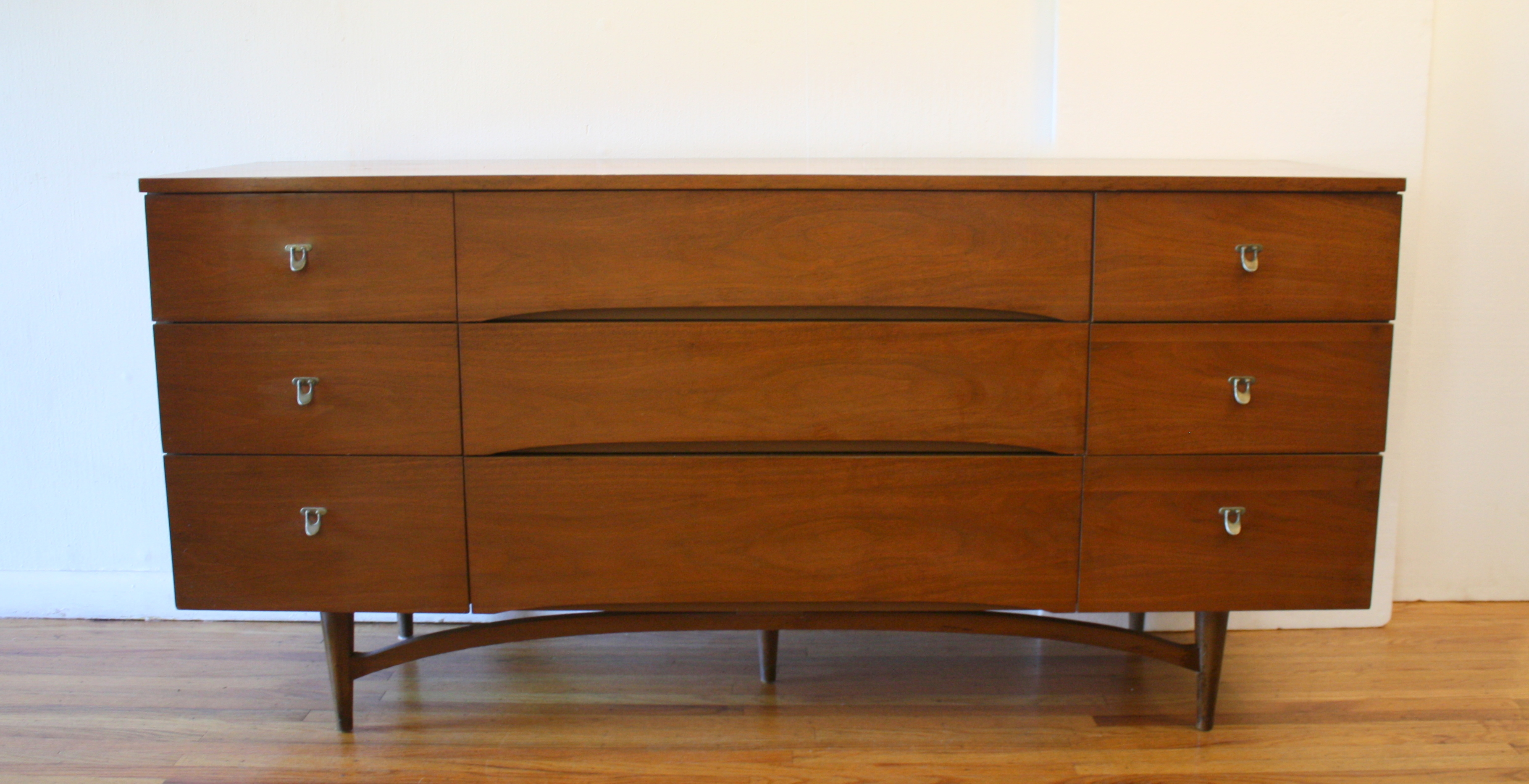 mcm low dresser credenza with arched base 1.JPG
