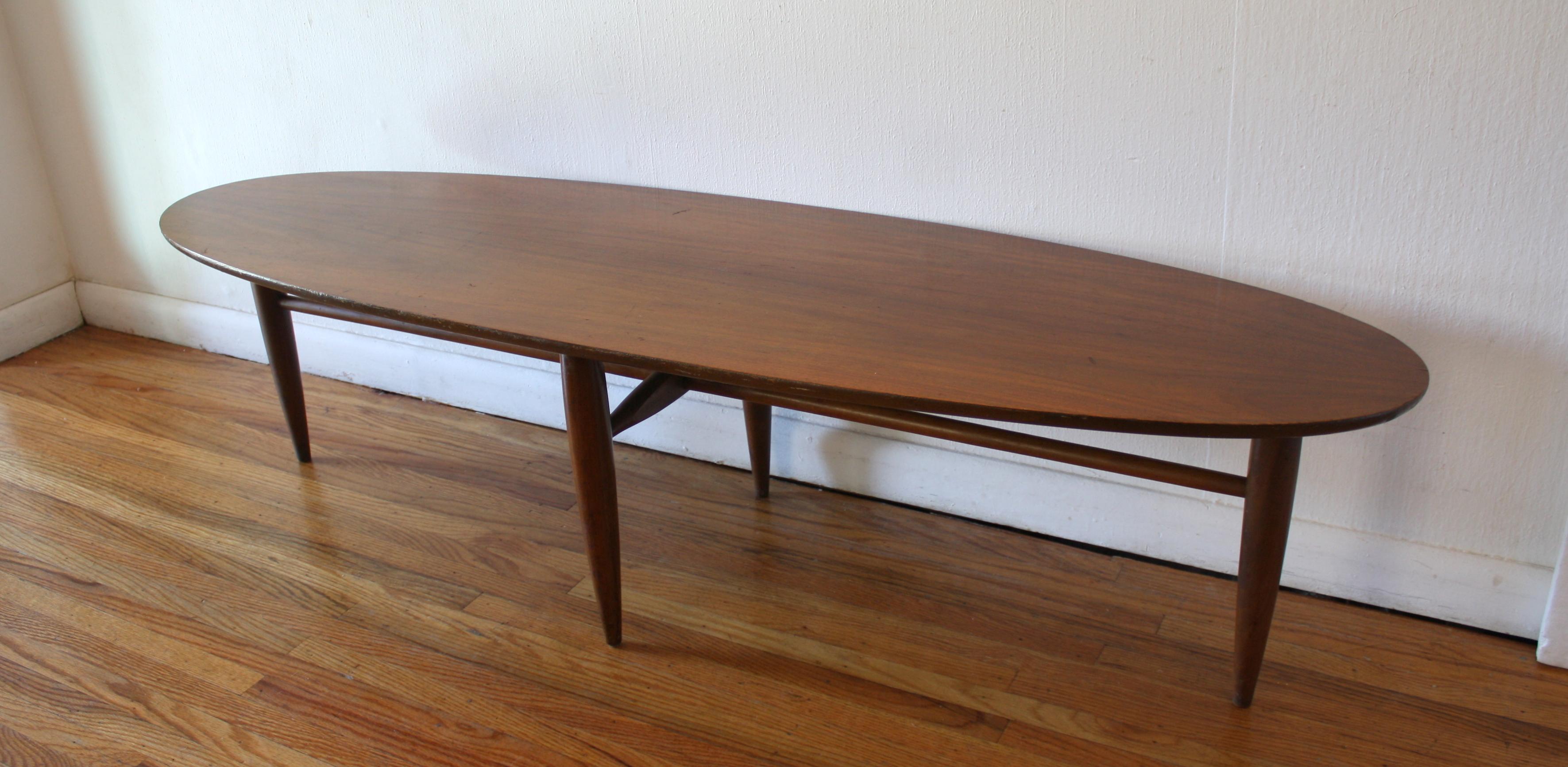 mcm surfboard coffee table 2