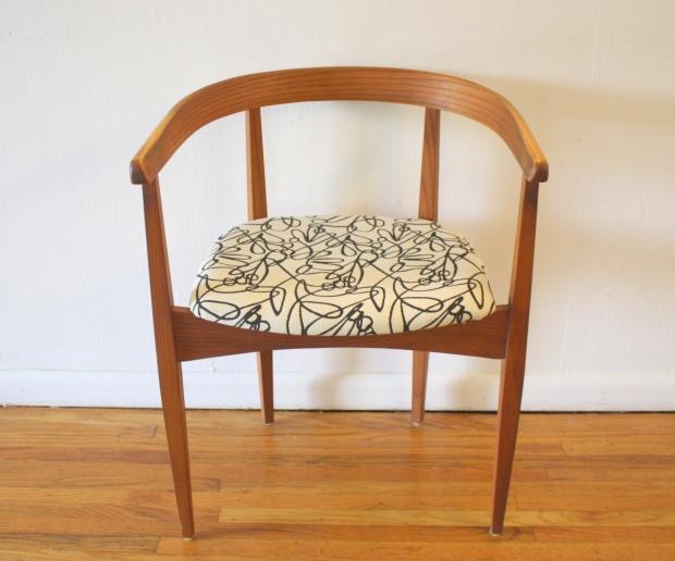 Super Mid Century Modern Arm Chairs Picked Vintage Machost Co Dining Chair Design Ideas Machostcouk