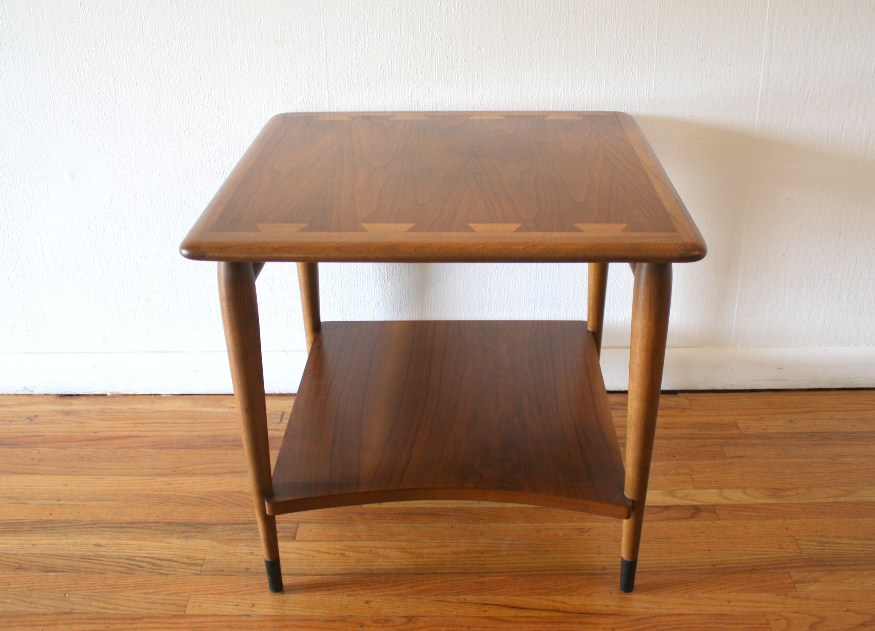 Lane Acclaim square side end table 1