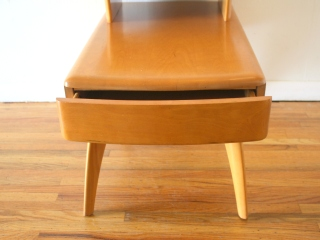 Heywood Wakefield 2 tiered side end table 3