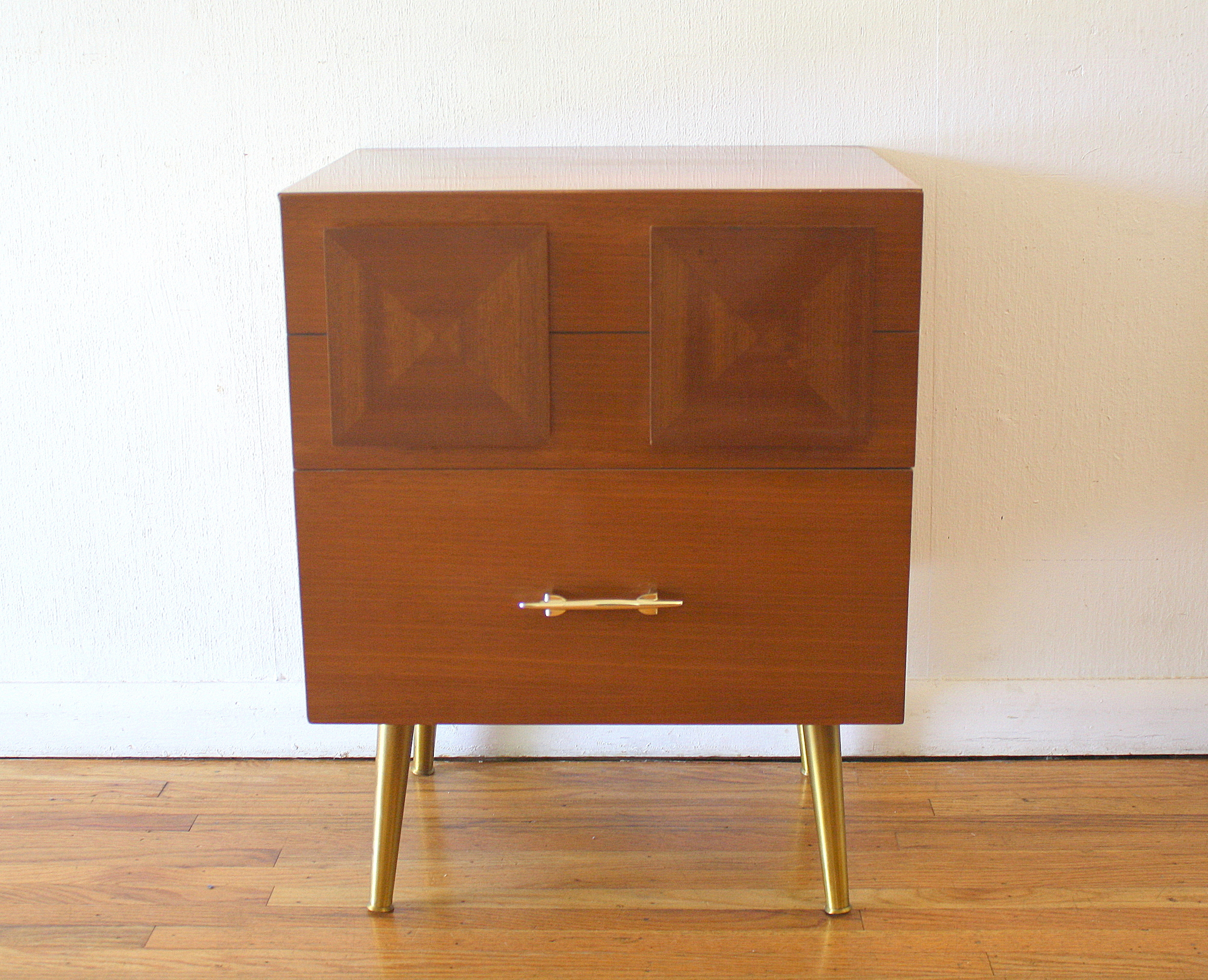 mcm splayed legs nightstand 1