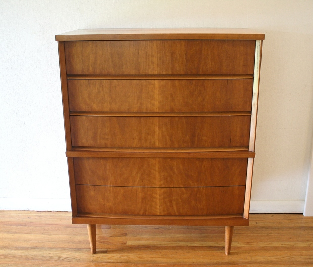 mcm tall dresser with convex design 1.JPG