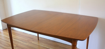 mcm surfboard dining table 2