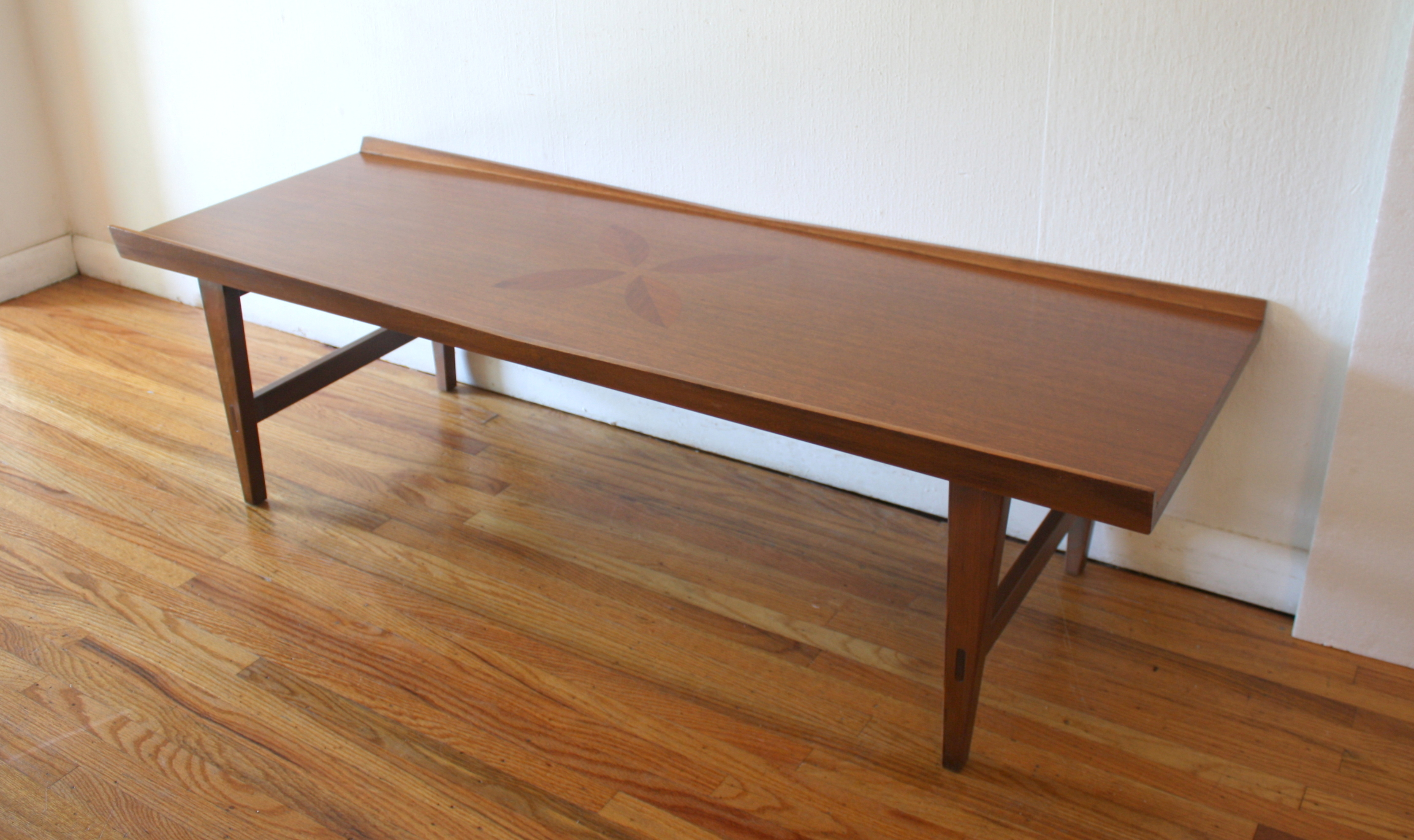 Mid Century Modern Coffee Table by Lane