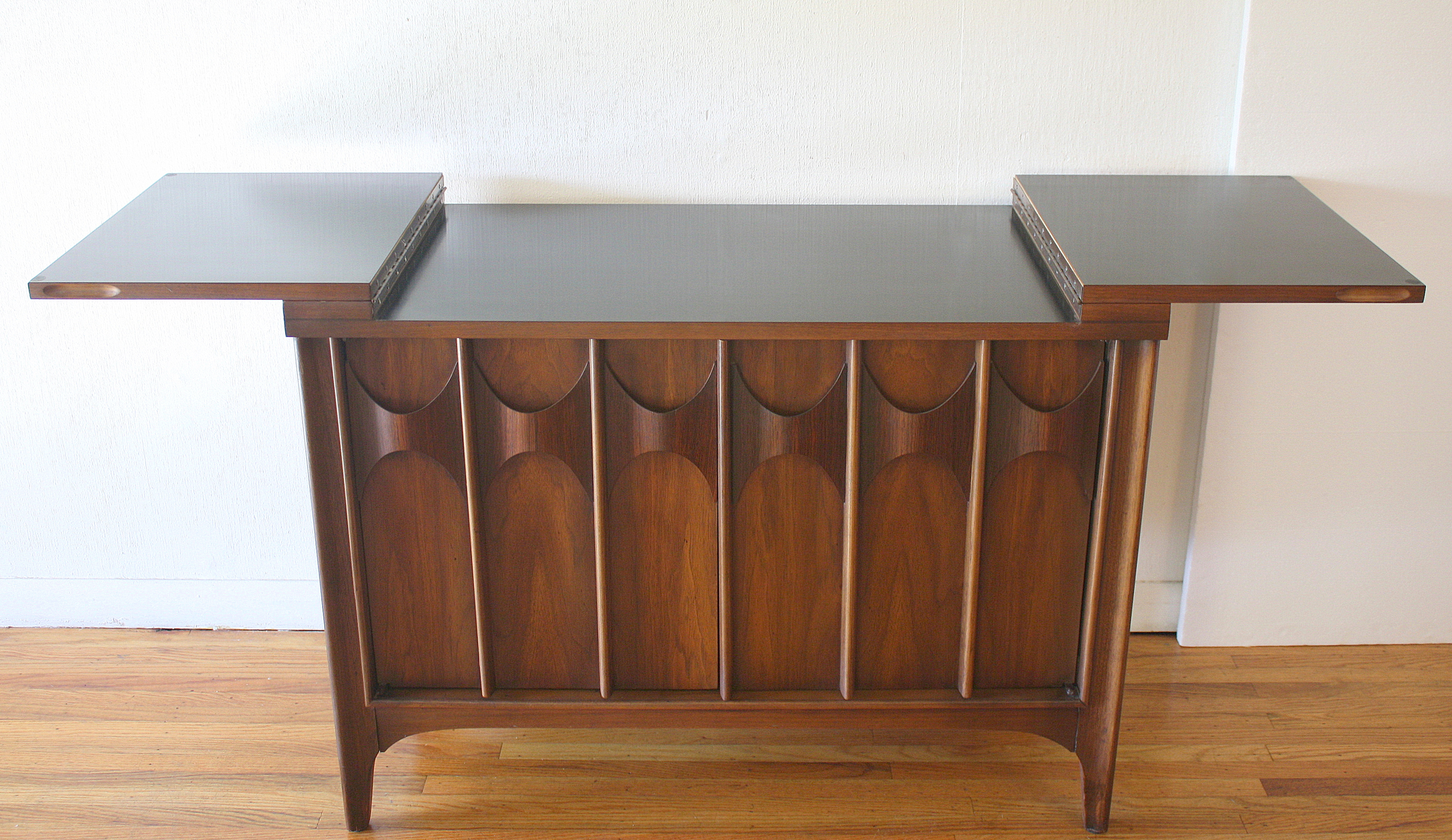 Mid Century Modern Kent Coffey Perspecta Bar Server