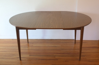 mcm round dining table 2