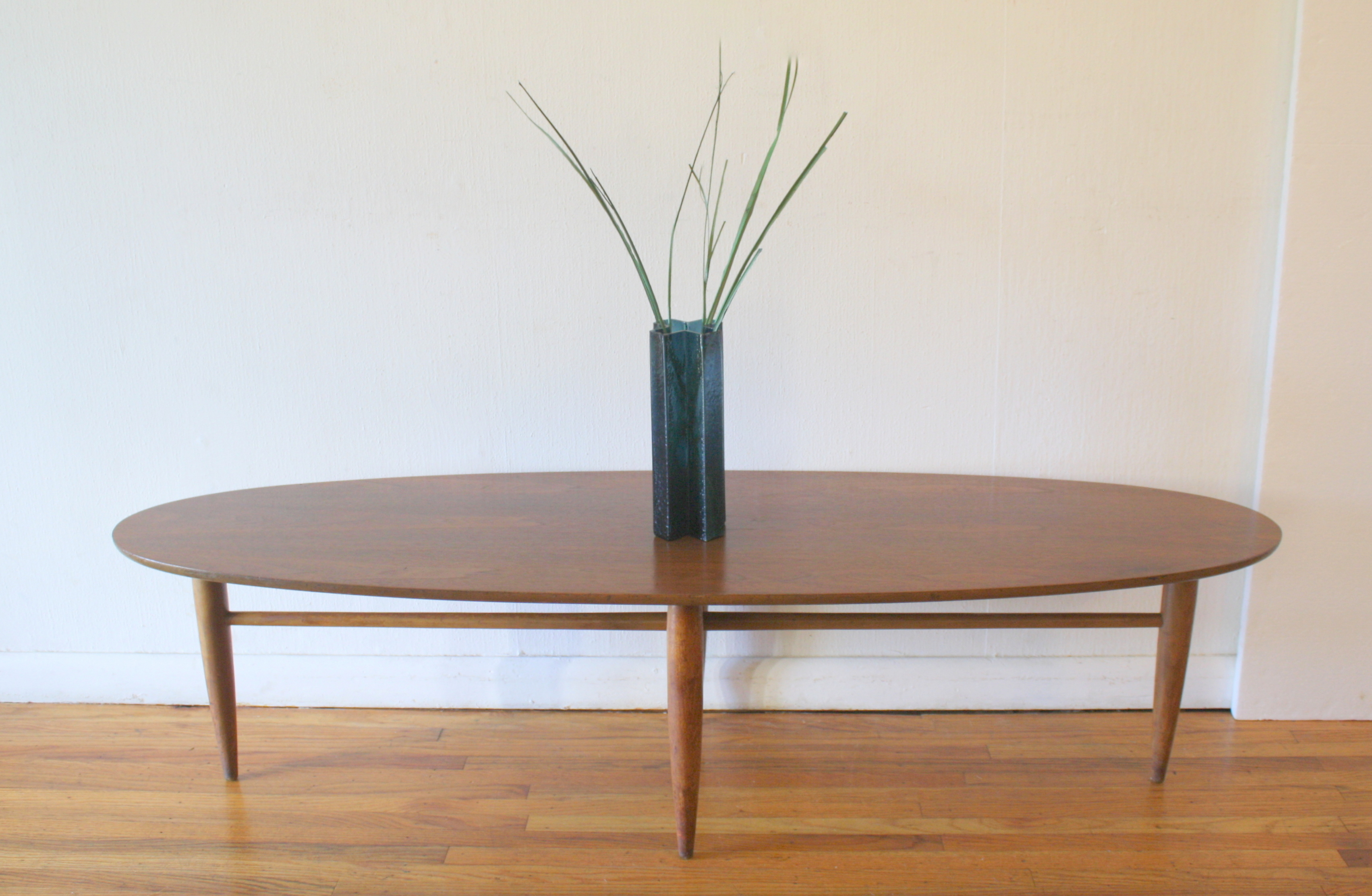 Mid Century Modern Surfboard Coffee Table By Mersman