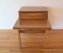 American by Martinsville 2 tiered side end table 4