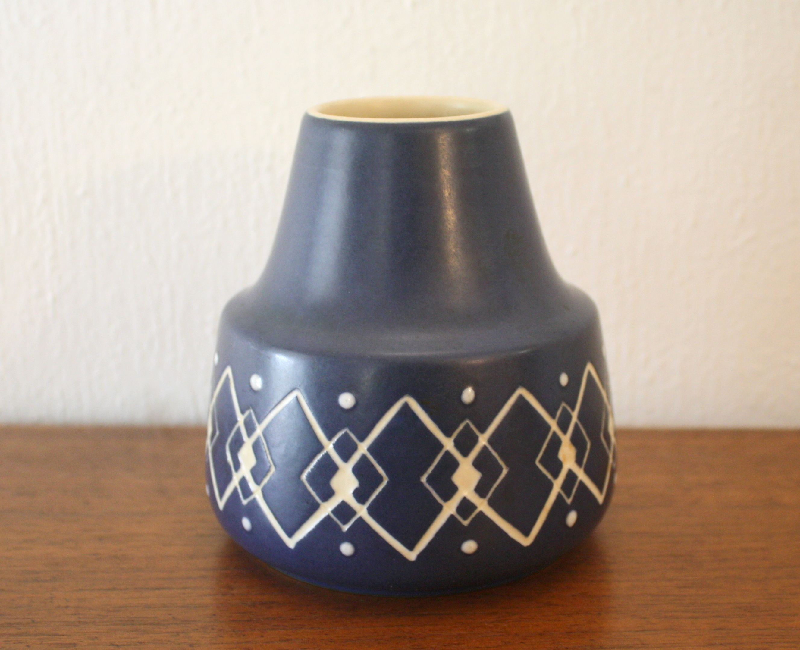 Mid Century Modern Studio Pottery From Denmark And Israel