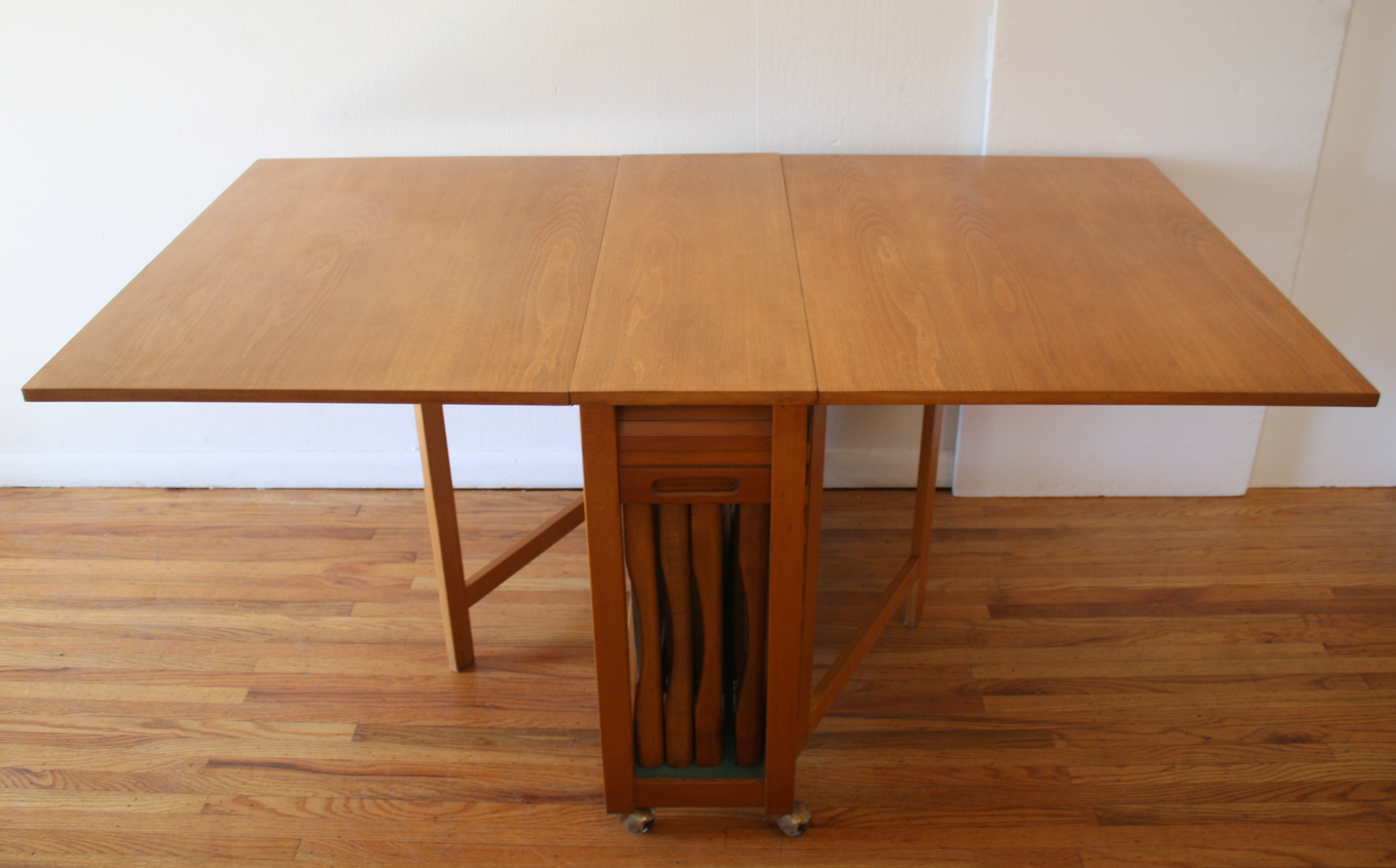 Mid Century Modern Gateleg Dining Table Amp Chairs Picked