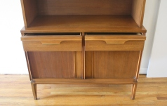 BasicWitz china cabinet hutch 3