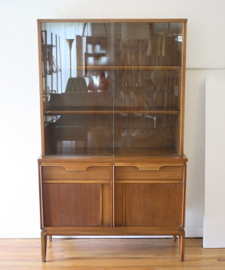 BasicWitz china cabinet hutch 6